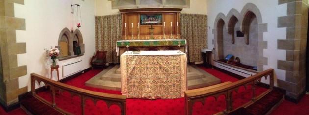 Holy Trinity Keith Sanctuary